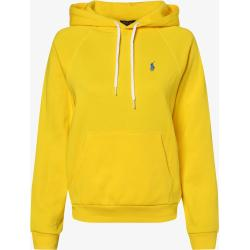 Polo Ralph Lauren - Damska bluza nierozpinana, żółty