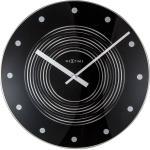 Pulsujący zegar ścienny Concentric Nextime 35 cm (8638)