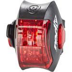 Red Cycling Products Power LED USB Rear Light, czarny 2021 Lampki tylne na baterie