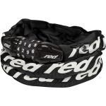 Red Cycling Products Secure Chain Łańcuch rowerowy z zamkiem resetowalny, black 2021 Zapięcia na szyfr