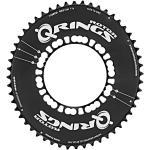 Rotor Q-Ring Road Aero Zębatka rowerowa 110mm 5-ramienna zew., czarny 53T 2021 Zębatki przednie