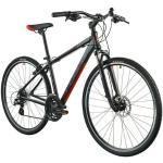 Rower crossowy INDIANA X-Cross 2.0 M19 męski Czarny