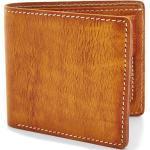 Rozkładany podwójnie opalany skórzany portfel Dermot