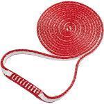 SALEWA Dyneema Pętla 120cm, biały/czerwony 2021 Drabinki linowe