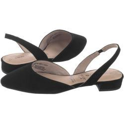 Sandały Tamaris Czarne 1-29401-24 001 Black (TM254-a)