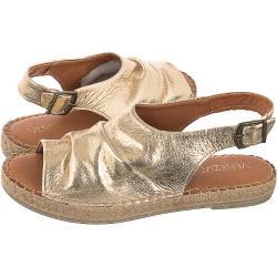 Sandały Venezia Złote 69721Y1008 GOLD (VE540-a)