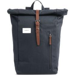 Sandqvist Ground Dante Rolltop Backpack niebieski
