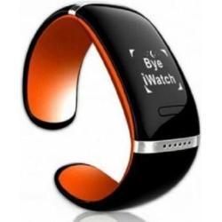 Smartband GARETT Ione Czarno-pomarańczowy
