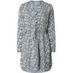 Sukienka koszulowa z krepy model 'Cory'