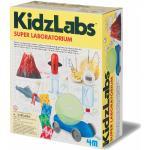 Super laboratorium 4m kidzlabs