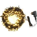 Sznur 400 lampek, IP44, 40 m, ciepłe białe LED kod: V-50692 + Z NAMI NIE RYZYKUJESZ