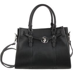 Torba U.S. Polo Assn. Delawre Doub.Handle Bag Pu Black BIUDW4902WVP000 (US46-a)
