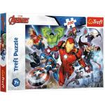 Trefl Puzzle Avengers, 200elementów