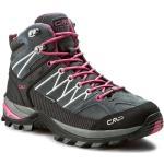Trekkingi CMP - Rigel Mid Wmn Trekking Shoes Wp 3Q12946 Grey/Fuxi 103Q
