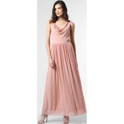 Vila - Damska sukienka wieczorowa – VIMicada, różowy