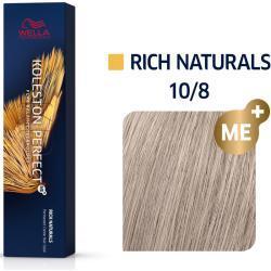 Wella Koleston Perfect ME+ | Trwała farba do włosów 10/8 60ml