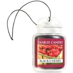 Yankee Candle Black Cherry Car Jar Ultimate świeca zapachowa 1 Stk
