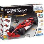 Zabawka kreatywna CLEMENTONI Naukowa zabawa - Laboratorium Mechaniki - Formuła 1