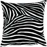 zebra Poduszka dekoracyjna