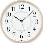 Zegar Awa Toki biała tarcza