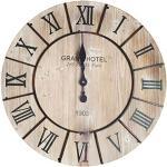 Zegar dekoracyjny do domu, wielokolorowy, rozmiar uniwersalny
