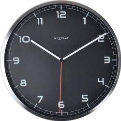 Zegar ścienny Company 35 cm Arabic czarny