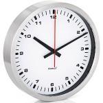 Zegar ścienny Era Blomus biały 30cm (B63210)