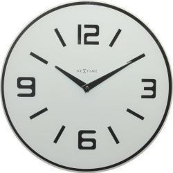 Zegar ścienny Shuwan biały