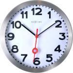 Zegar ścienny Station Arabic Nextime 19 cm (3998 AR)