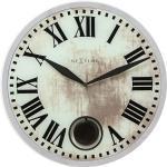 Zegar ścienny z wahadłem Romana Nextime 43 cm (8162)
