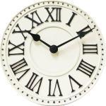 Zegar stołowy London biały