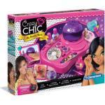 Zestaw kreatywny CLEMENTONI Crazy Chic - Studio Paznokci 78339