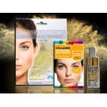 Szare Kosmetyki z peptydami ujędrniające w okolicach oczu na przebarwienia marki beautyface
