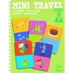 Zgadywanki- mini gra podróżna, djeco